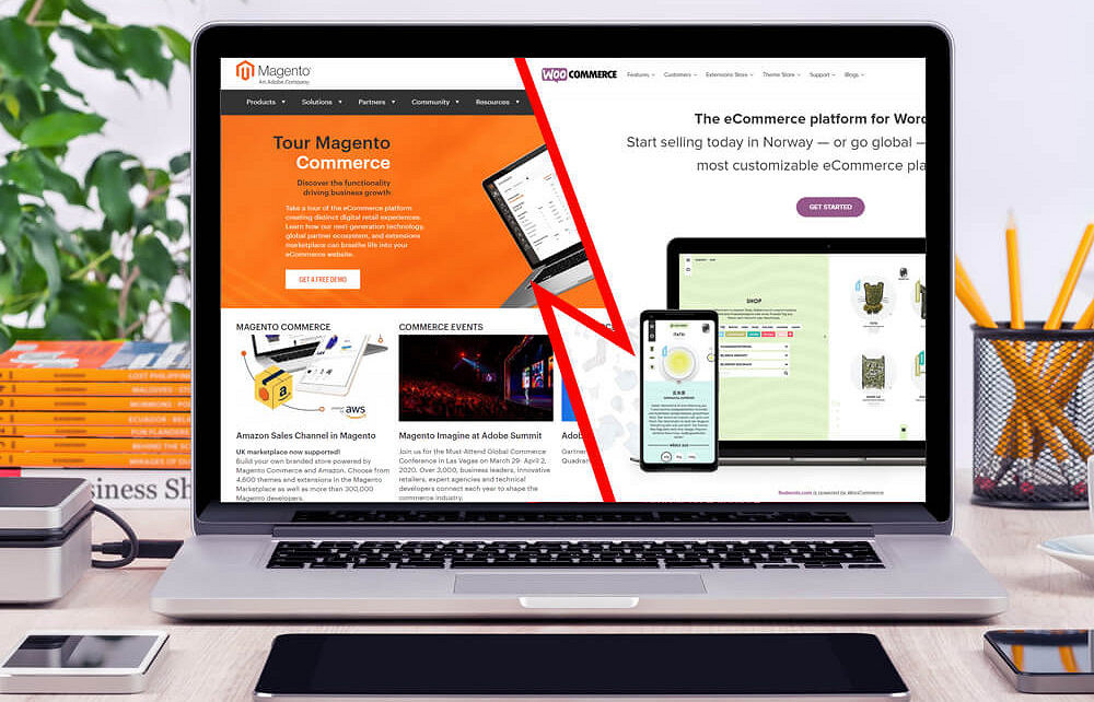Ideo Solutions AS - magento eller woocommerce