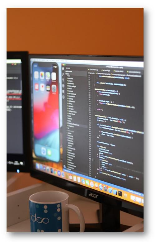 Nettsider - Ideo Solutions AS