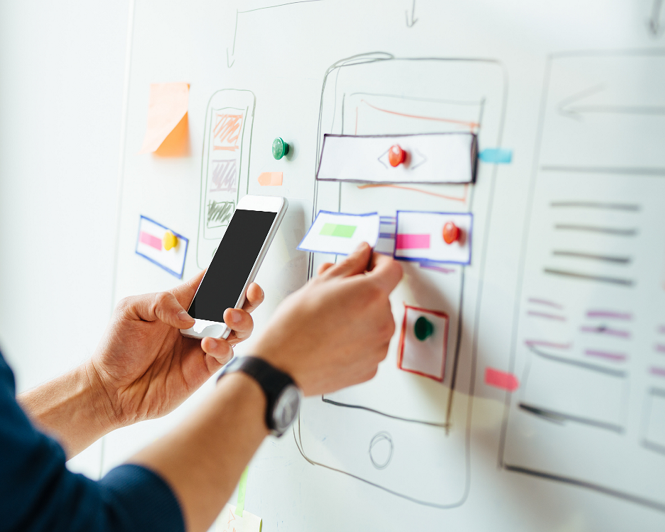 user experience (UX) på en nettside - Ideo Solutions AS